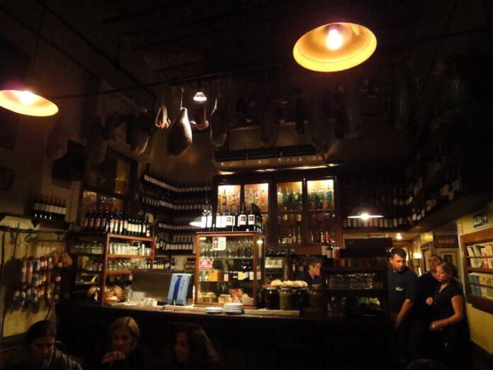 Café Margot, après tango à Boedo