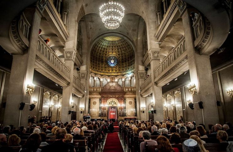sinagogas buenos aires