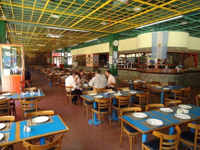Pizzeria Banchero, la cantine populaire