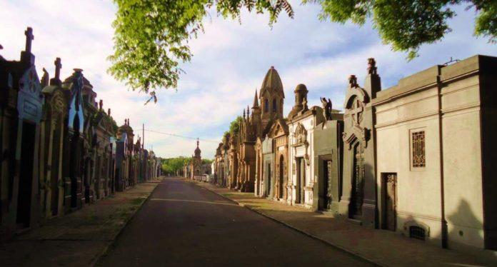 cimetière de chacarita
