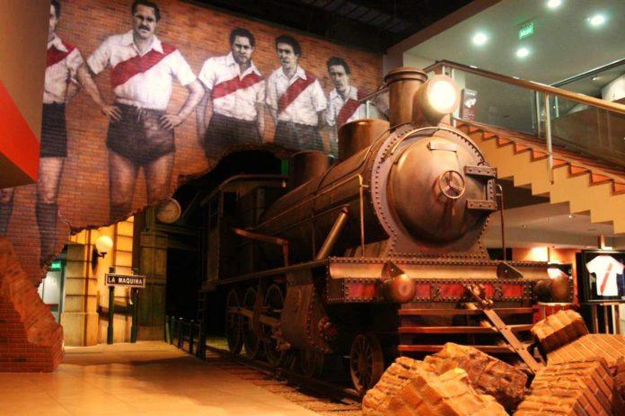Musée de River Plate, un siècle de passion