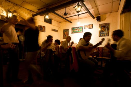 Las peñas ou la magie du folclore argentin