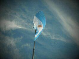 Bandera Argentina Drapeau Argentin