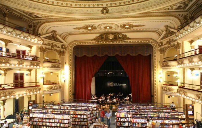 El Ateneo Grand Splendid, un joyau de librairie