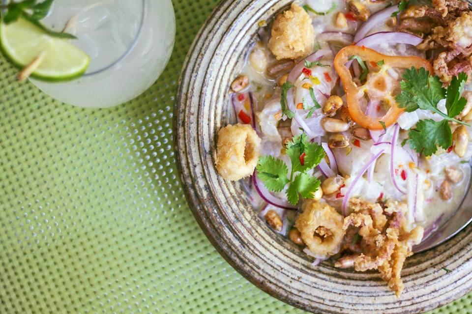ceviche cuisine peruvienne