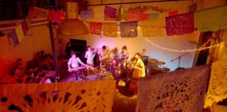 La Playita, Chacarita tout en musique