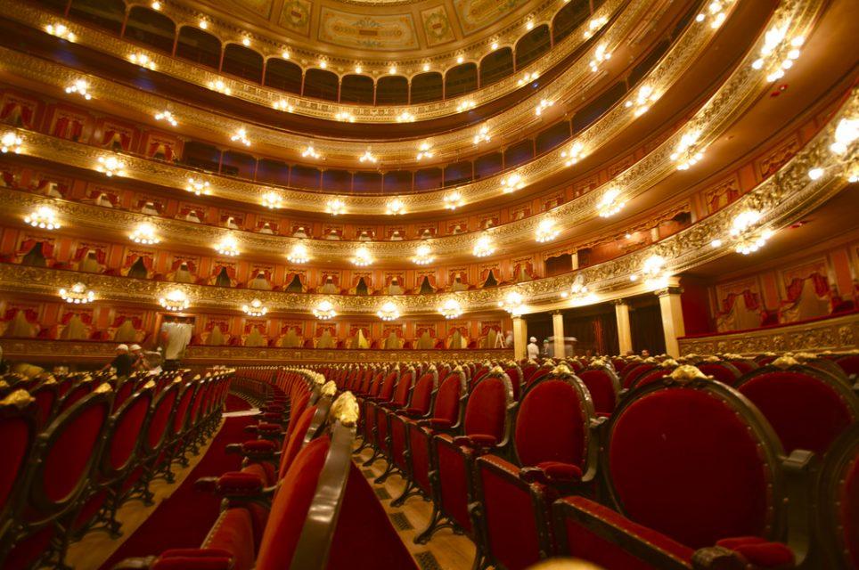 Resultado de imagen para teatro Colón