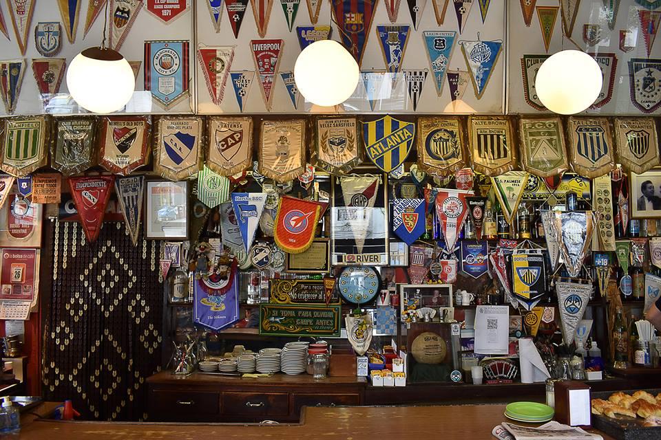 TOP  5 bares para disfrutar del fútbol e8e50f4221b19