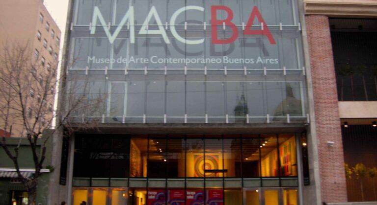 MACBA – Museo de Arte Contemporáneo de Buenos Aires