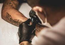 Tatuador en tiempos de pandemia