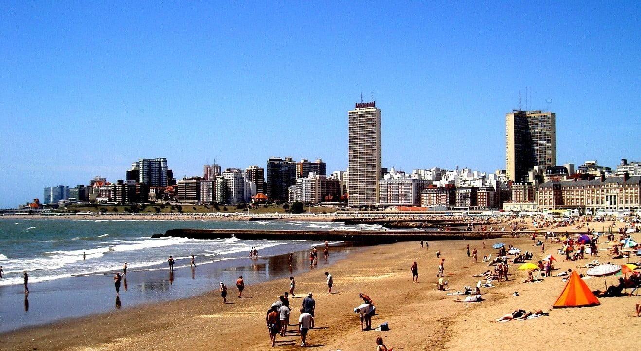 Mar Del Plata La Biarritz Argentina Buenosairesconnect