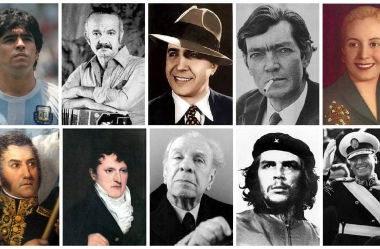 argentinos destacados famosos