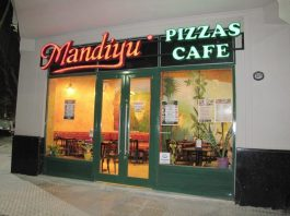 Pizzeria Mandiyu Almagro Buenos Aires
