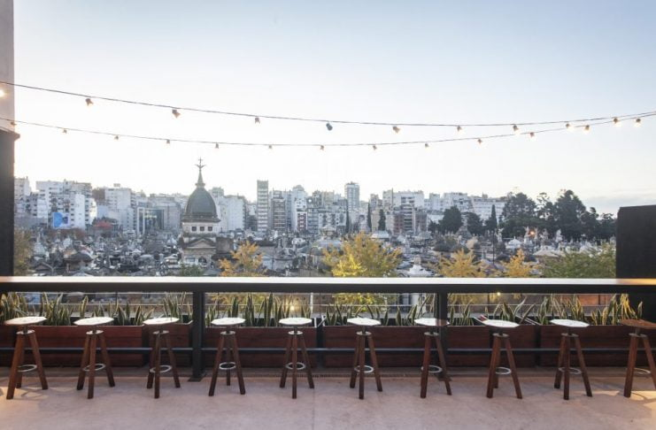 Terrasses Buenos Aires