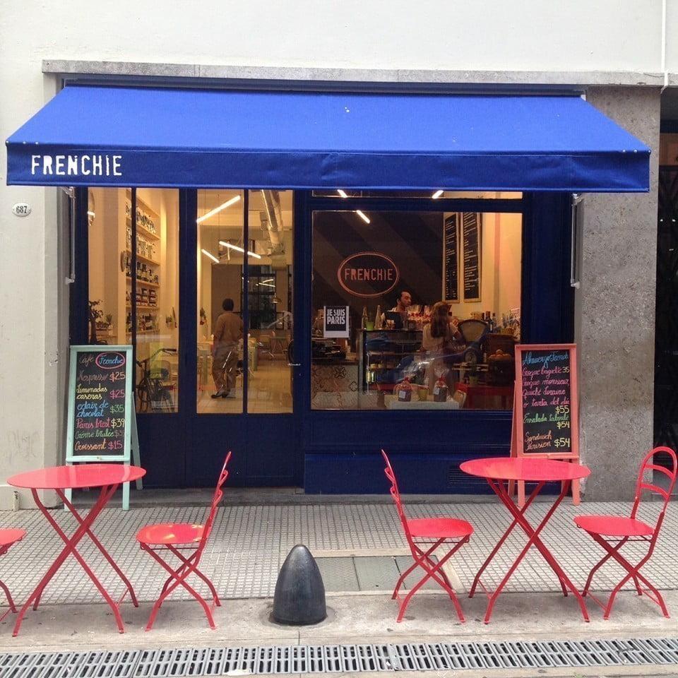 Frenchie almuerzo franc s en el microcentro for Almuerzo en frances