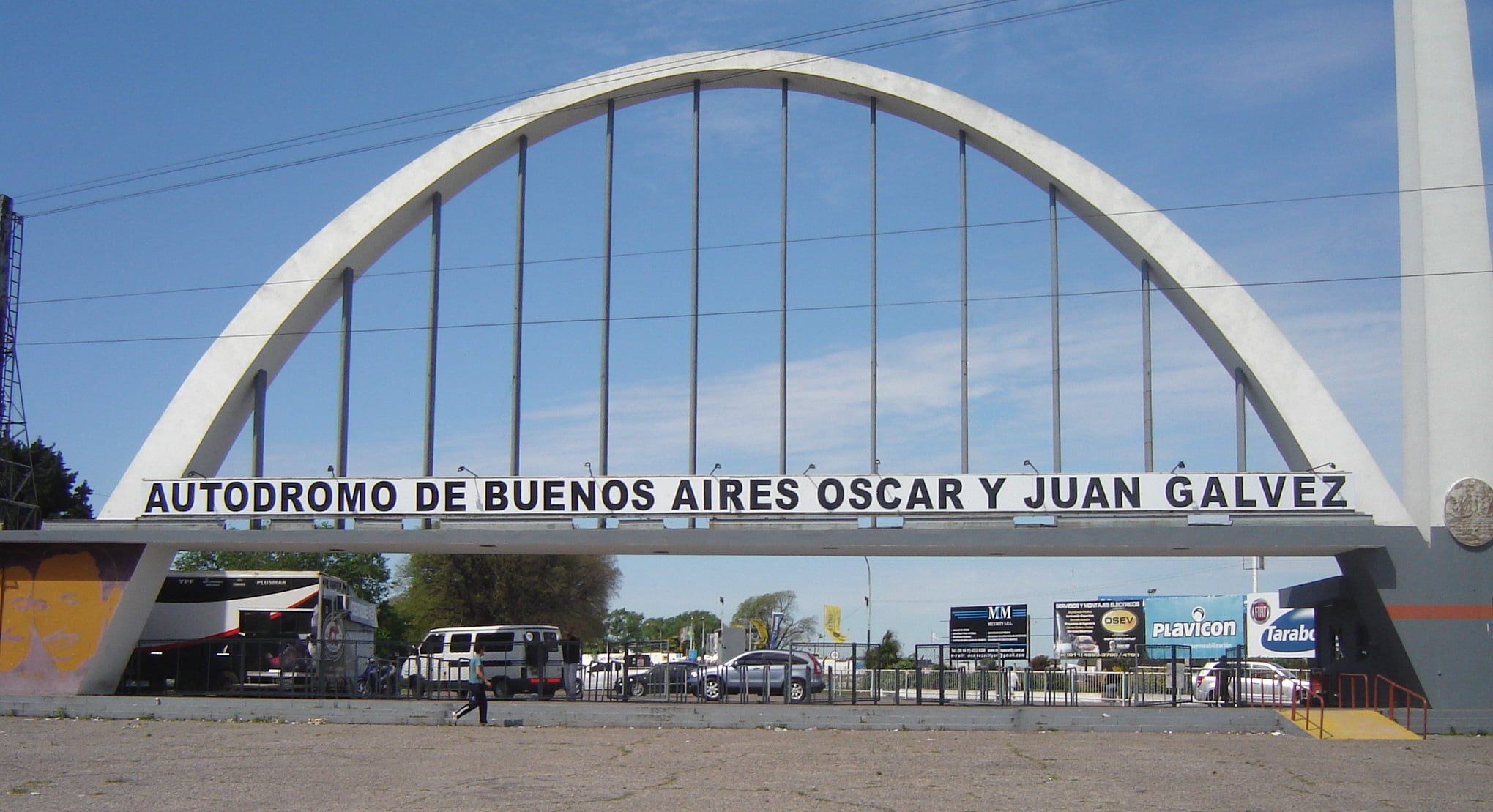 Circuito Galvez : Autodromo buenos aires juan y oscar galvez track redesign
