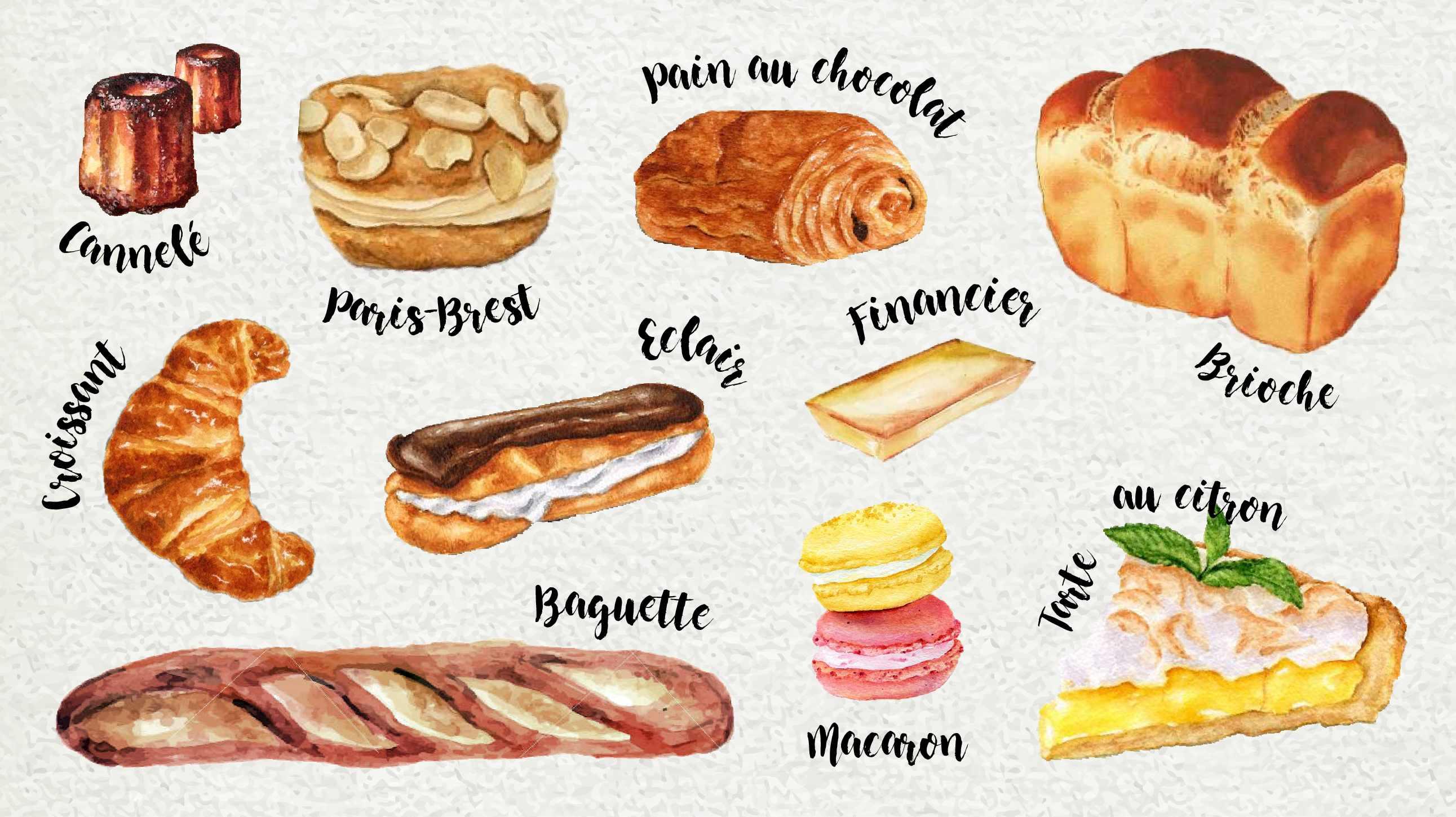 Vous rêvez depuis toujours d\u0027y comprendre quelque chose en pâtisserie  française et d\u0027acheter votre pain avec autant d\u0027assurance qu\u0027un(e) vrai(e)  petit(e)