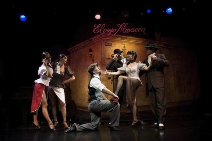 Espectáculo de Tango Buenos aires Connect