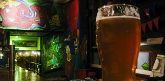 W Bar Buenos Aires