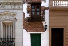 La maison la plus étroite de Buenos Aires