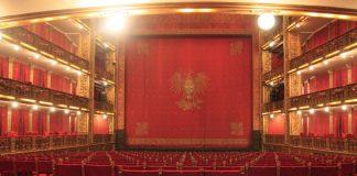 Teatro Cervantès, salle María Guerrero