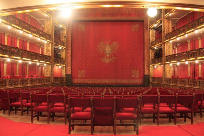 Teatro Cervantes Sala María Guerrero