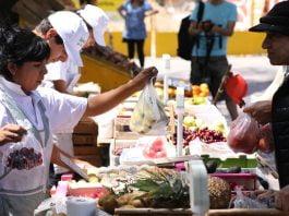 Ferias alimentos buenos aires