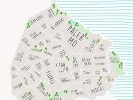 mapa interactivo barrios buenos aires