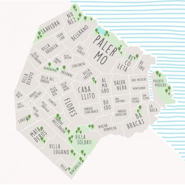 mapa interactivo barrios buenos aires connect