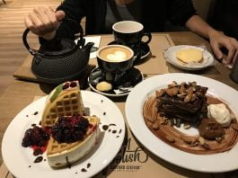 waffles buenos aires