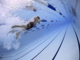 nager piscine natation buenos aires