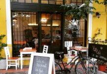 Vive Café palermo holywood