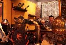 Cervecería Escandinava en Belgrano
