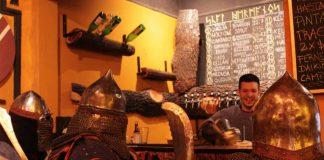 Skål Viking bar belgrano Buenos Aires