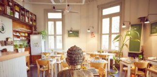 Bio restaurant, Palermo