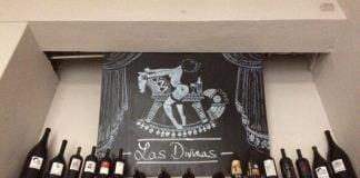 Las Divinas Vin Naturel Palermo