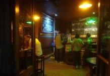 Los caminantes bar