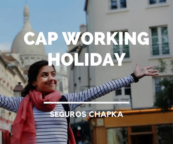 seguros chapka argentina francia visa working holiday