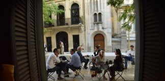 The Shelter Coffee Recoleta Buenos Aires