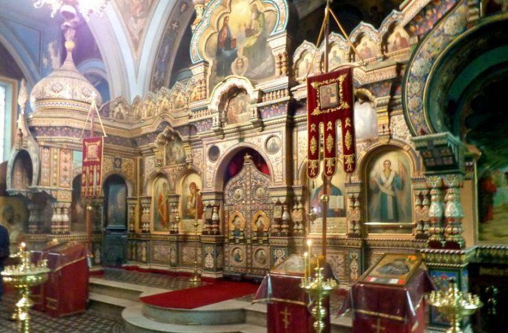 Iglesia Ortodoxa Rusa de Argentina
