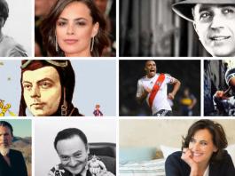 Las personalidades francesas que tienen un vínculo con Argentina
