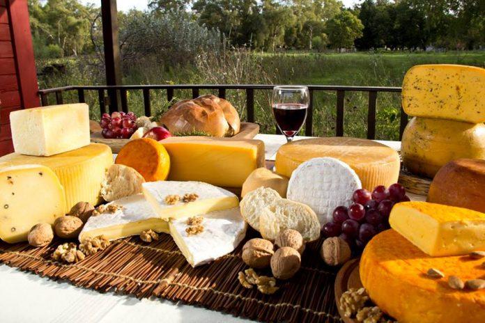 Ruta del queso Suipacha