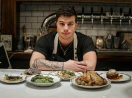 Rodrigo Da Costa Chef le Rêve Buenos Aires