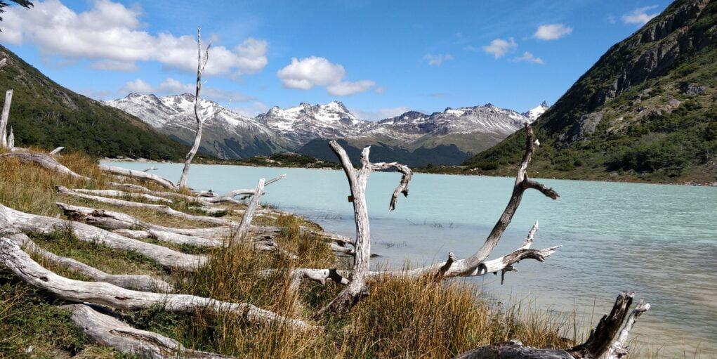 laguna esmeralda ushuaïa