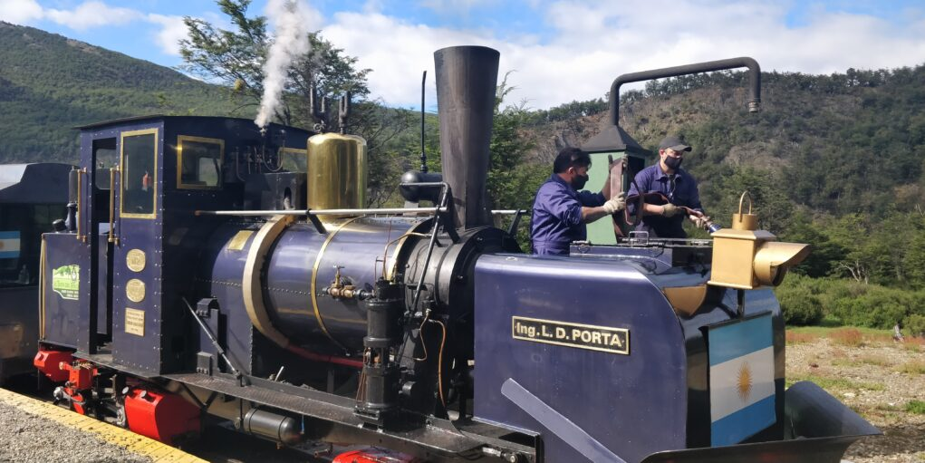 train ushuaïa