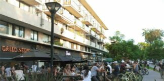 Donado Holmberg, el nuevo polo gastronómico de Villa Urquiza