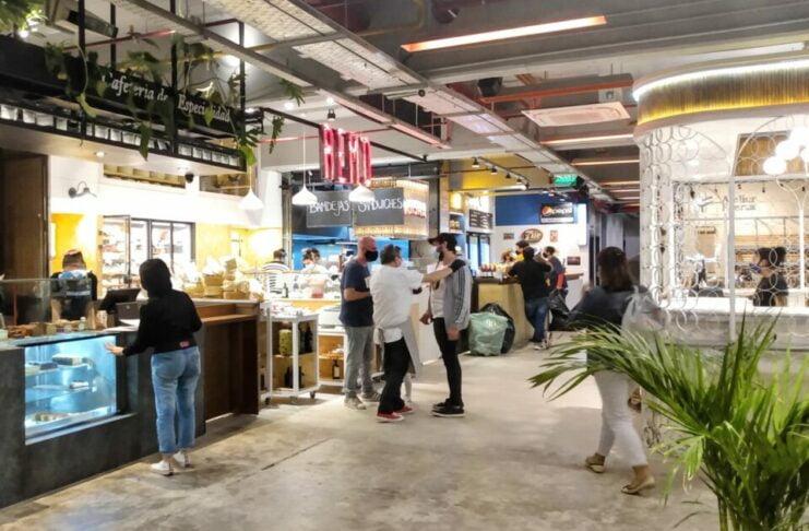 Mercat, marché gastronomique de Villa Crespo
