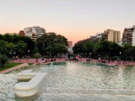 Fuente del Parque Chacabuco