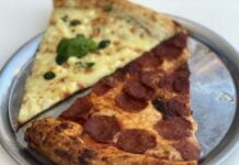 Las pizzas de Togni's Pizza
