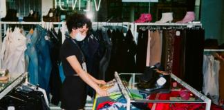 Galpón de ropa Buenos Aires